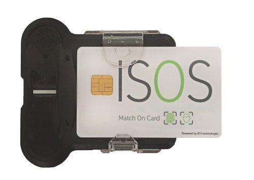 match on card ISOS
